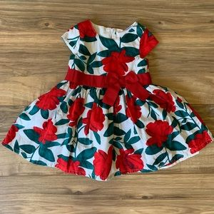 Carter's Baby Girl Christmas Dress